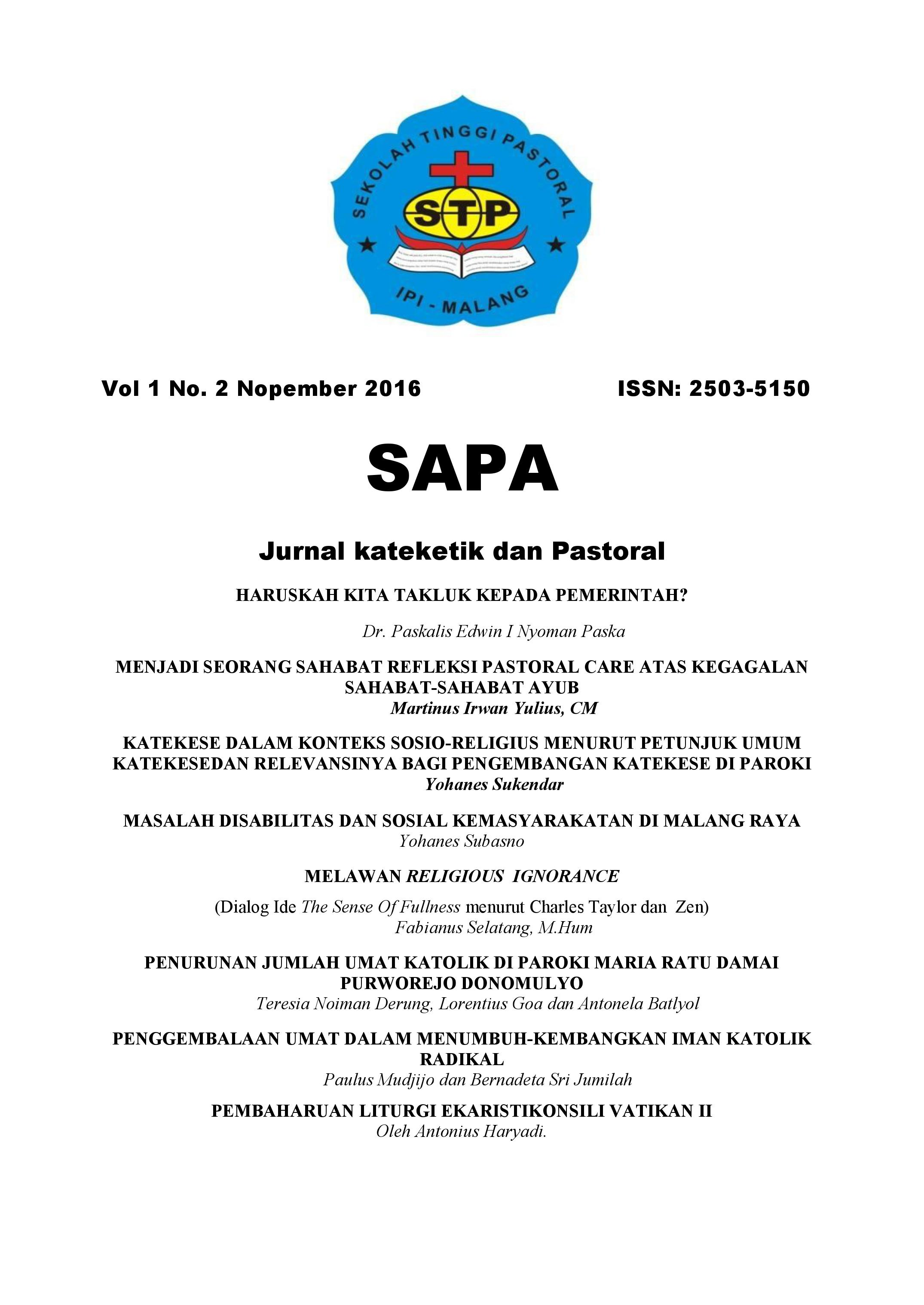 SAPA volume 1 number 2